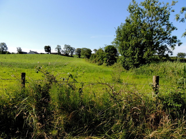 Ballymullarty Townland by Kenneth  Allen