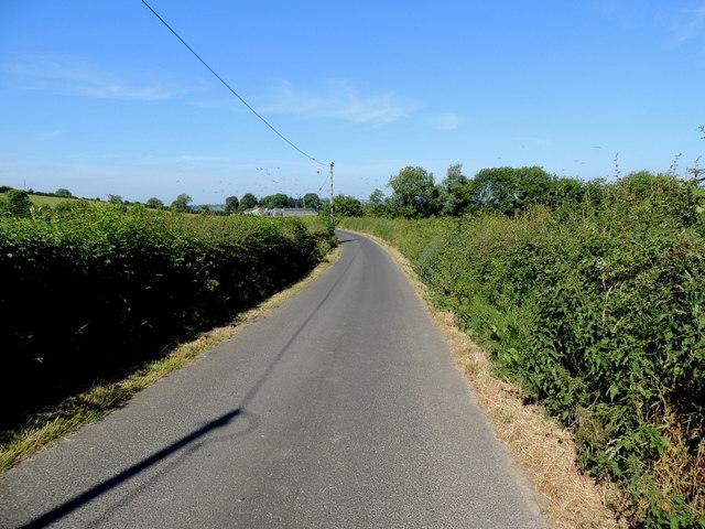 Camus Road, Drumnahoe by Kenneth  Allen