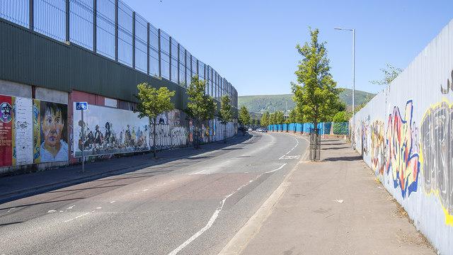 Cupar Way, Belfast
