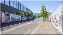 J3274 : Cupar Way, Belfast by Rossographer