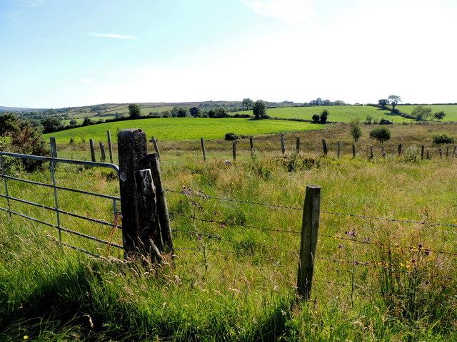 Drumnahoe Townland by Kenneth  Allen