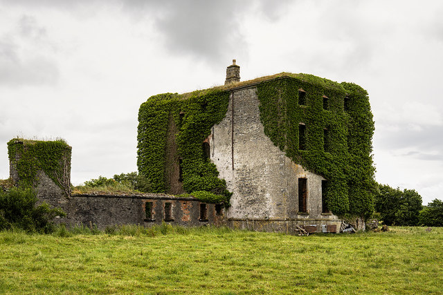 Ireland in Ruins: Castle Gore, Co. Mayo (3)