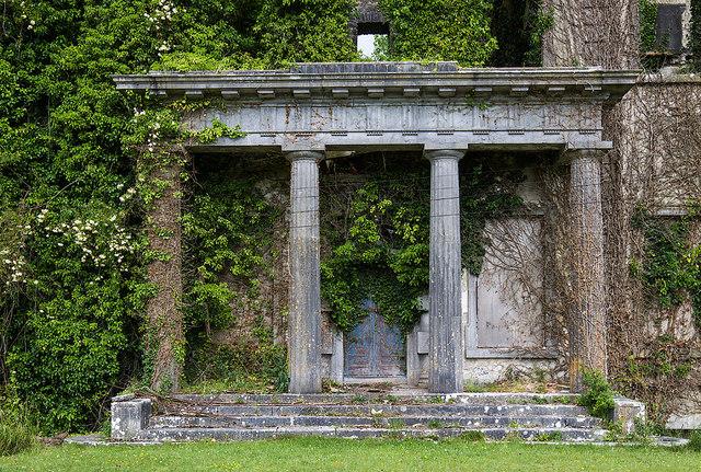 Ireland in Ruins: Clonbrock House, Co. Galway (3)