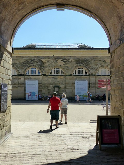 Nostell Priory, Stable block