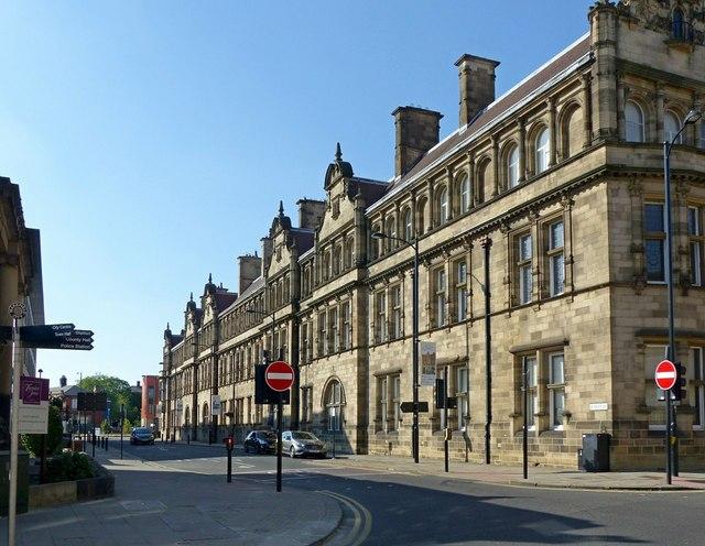 County Hall, Wakefield