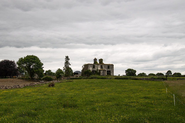 Ireland in Ruins: Limepark House, Co. Galway (1)