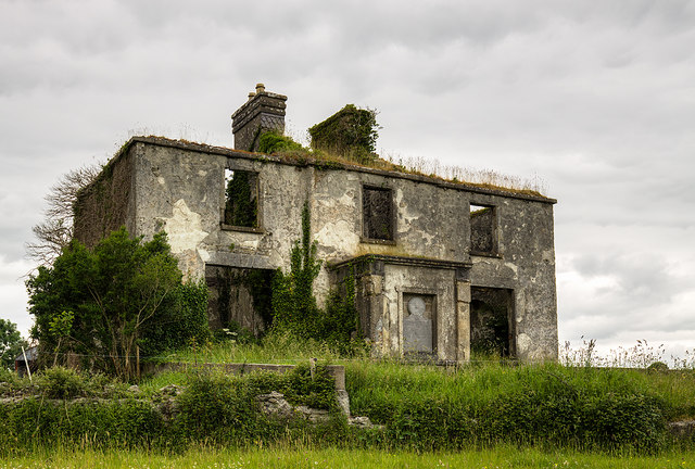 Ireland in Ruins: Limepark House, Co. Galway (2)