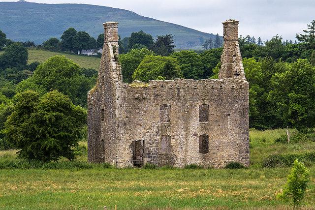 Castles of Connacht: Castle Baldwin, Sligo
