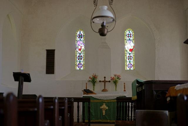 Greatham Church