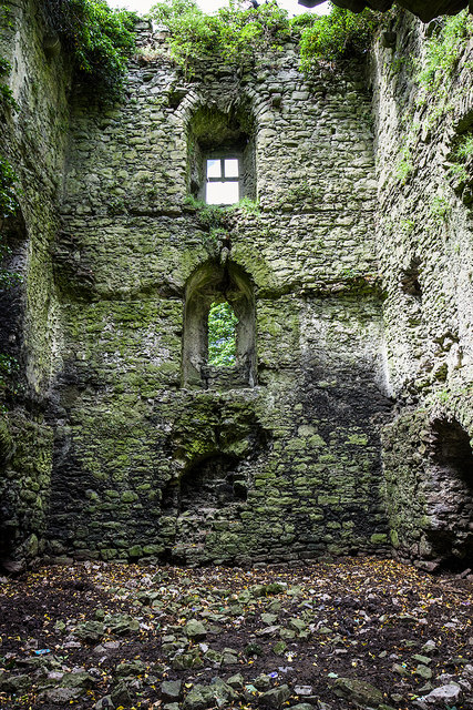 Castles of Connacht: Shrule, Mayo - revisited (2)