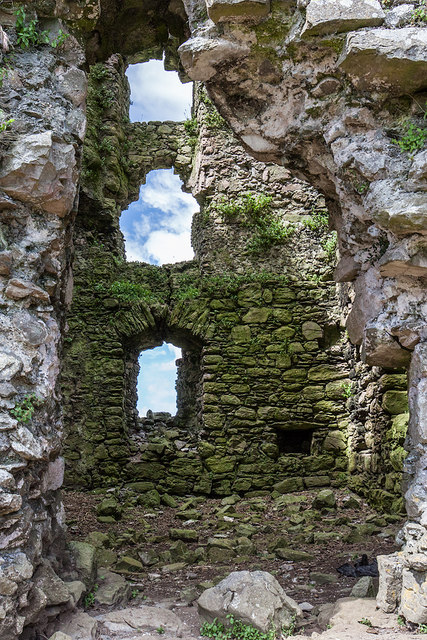 Castles of Connacht: Kinlough, Mayo - revisited (2)