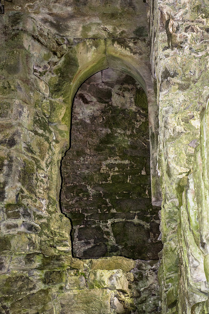 Castles of Connacht: Moyne, Mayo - revisited (3)