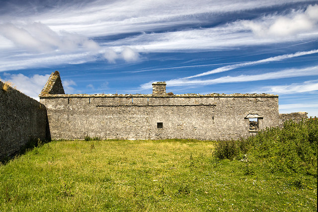 Castles of Connacht: Termoncarragh, Mayo (1)