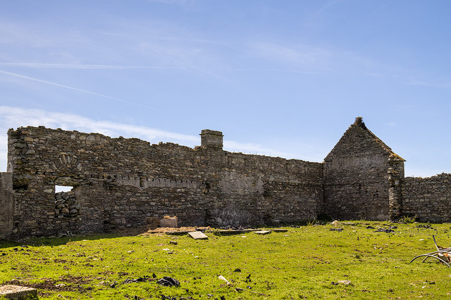 Castles of Connacht: Termoncarragh, Mayo (3)