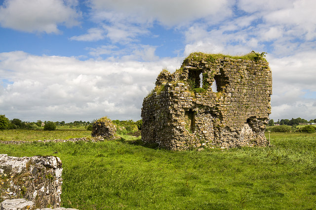 Castles of Connacht: Fartamore, Galway (1)