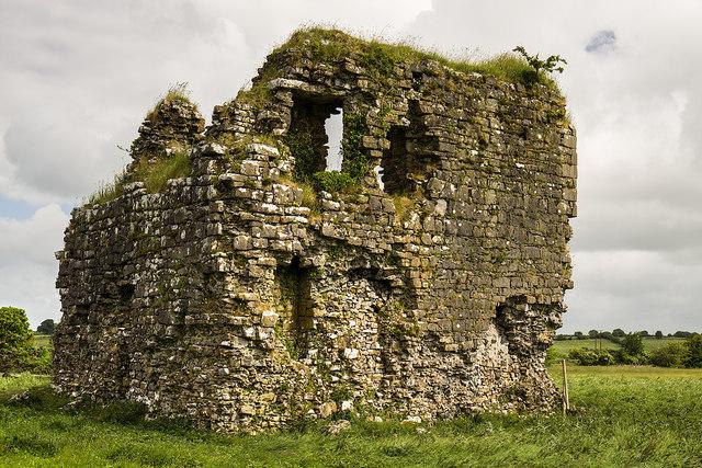 Castles of Connacht: Fartamore, Galway (2)