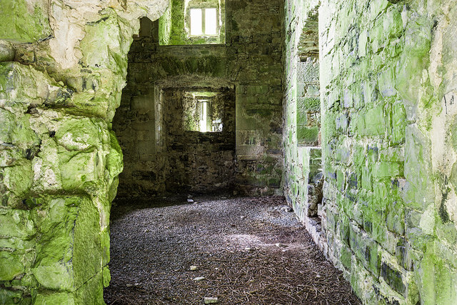 Castles of Connacht: Feartagar, Galway