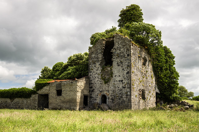 Castles of Connacht: Headford, Galway