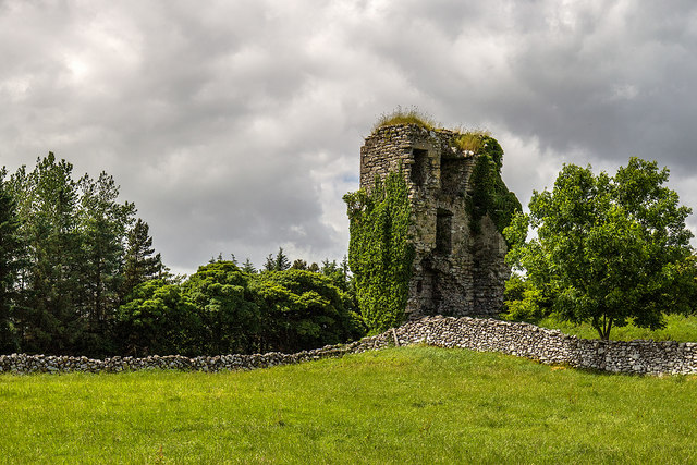 Castles of Connacht: Cloghanower, Galway (1)