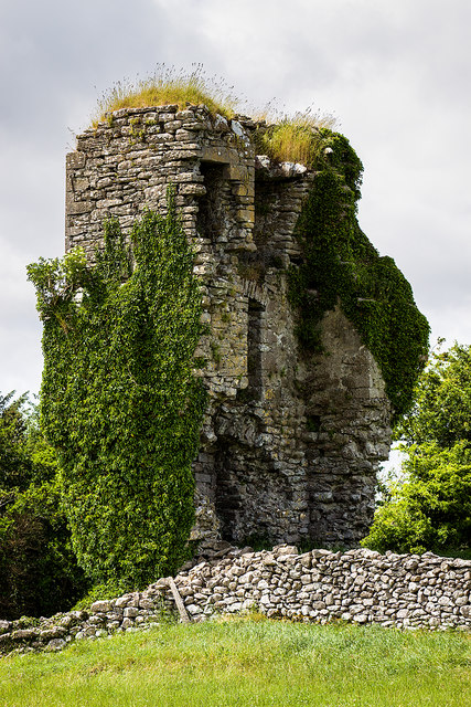 Castles of Connacht: Cloghanower, Galway (2)