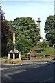NU1913 : War memorial and Percy Tenantry Column, Alnwick by Julian Osley