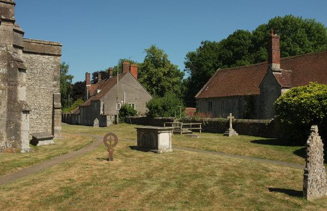 Churchyard, Mere