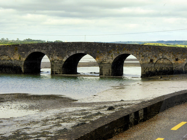 Cork Harbour, Belvelly Bridge