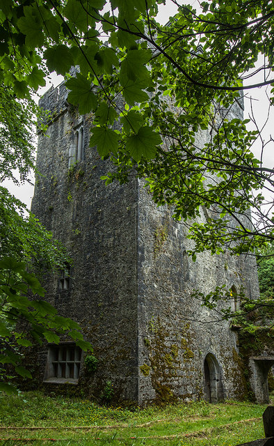 Castles of Connacht: Dunsandle, Galway (1)