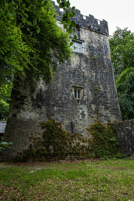 Castles of Connacht: Dunsandle, Galway (2)