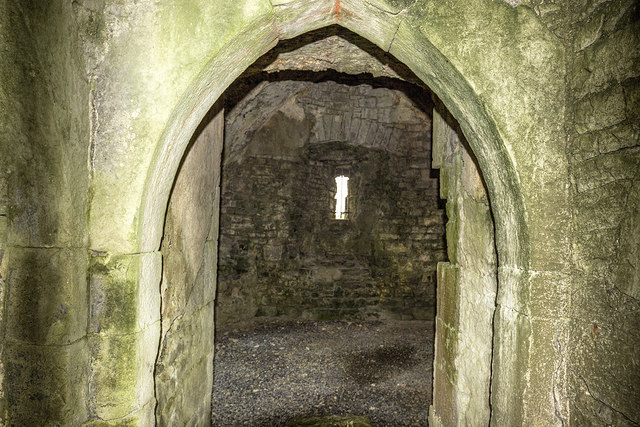 Castles of Connacht: Drumharsna, Galway (3)