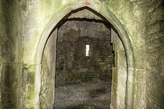 Castles of Connacht: Drumharsna, Galway (3)
