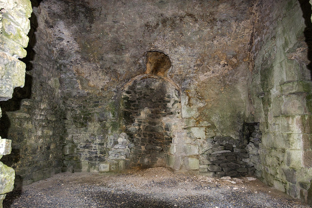Castles of Connacht: Drumharsna, Galway (4)