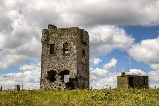 Rathlee Signal Tower, Co. Sligo (3)