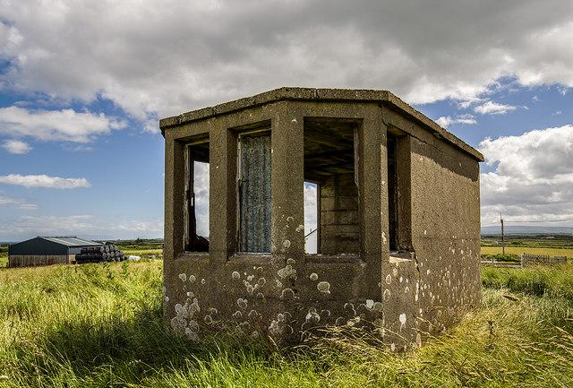 Rathlee Signal Tower, Co. Sligo (4)