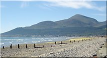 J3629 : The High Mournes girdled by Donard Wood by Eric Jones