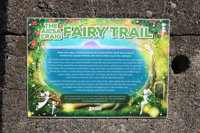 History of the Fairy Garden