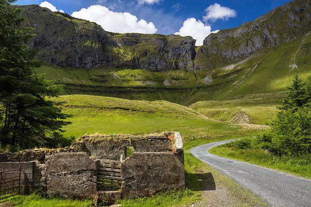 Gleniff Horseshoe Drive, Dartry Mountains, Co. Sligo (1)