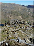 SH6659 : One of the few flattish areas on Tryfan by Richard Law