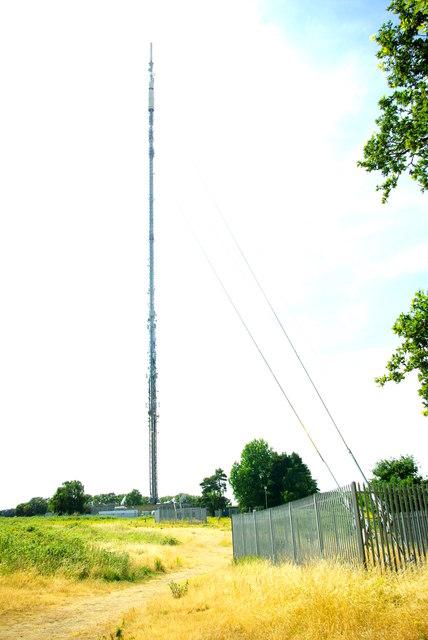 Sandy Heath transmitter