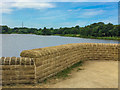 SE2812 : Lower Lake, Bretton Country Park by Ian Capper