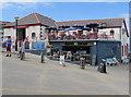 SN3960 : Lime Crab, South John Street, New Quay by Jaggery