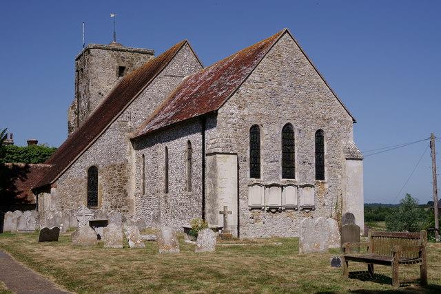 St.Michael's, Amberley