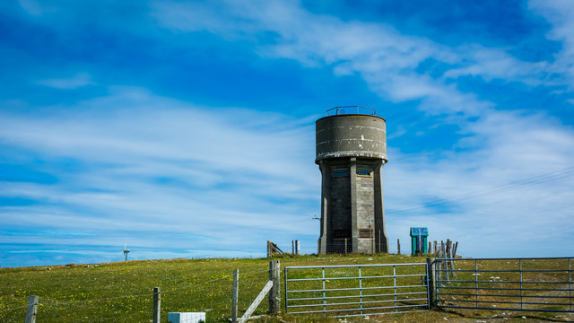 Cnoc Ard Water Tower