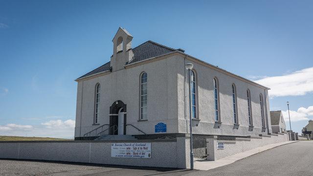 Barvas Church of Scotland