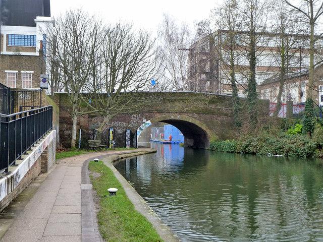 Whitmore Bridge, bridge 43, Regent's Canal