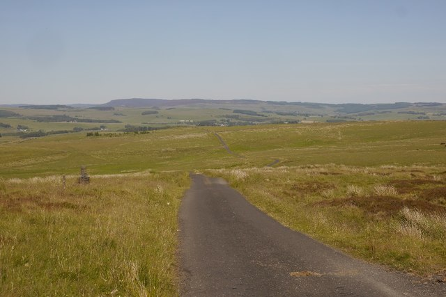 Descent into Redesdale