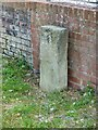 SE3319 : Calder and Hebble Navigation, marker stone by Alan Murray-Rust