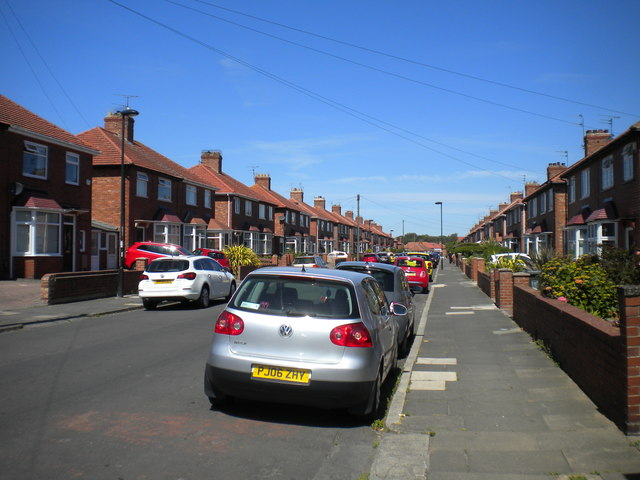 St George's Road, Cullercoats