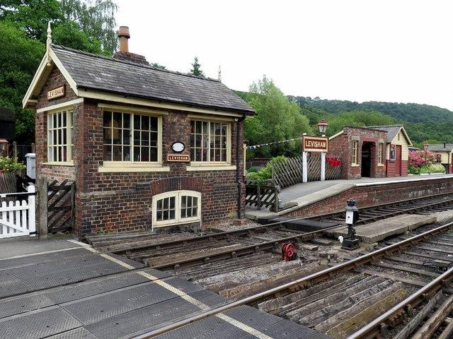 Levisham Railway Station