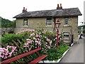 SE8191 : Levisham Station House by Andrew Curtis